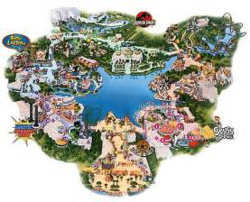 Map Of Universal Orlando by Pics Photos Islands Of Adventure Orlando Map