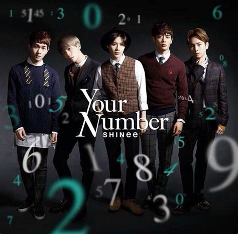 Your Numbers Up by Shinee Your Number Tune Up