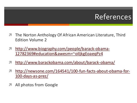 barack obama biography presentation barack obama presentation