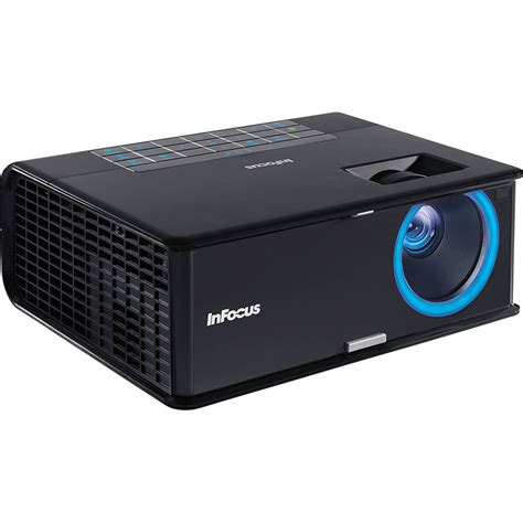 Lcd Infocus infocus in2112 dlp projector in2112 b h photo