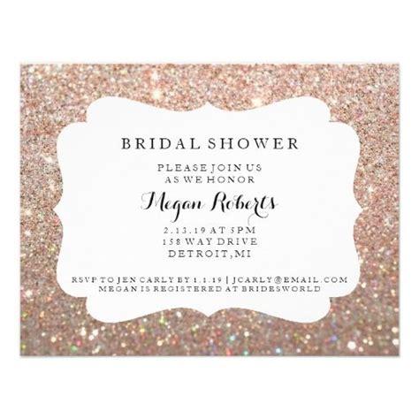 bridal shower background invite bridal shower day fab gold glitter