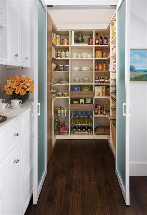 kitchen pantry shelf ideas 25 great pantry design ideas for your home