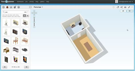 Floorplanner Online floorplanner online in italiano gratis