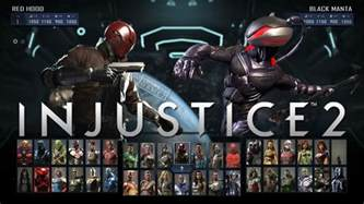 Injustice 2 dlc character roster update amp predictions