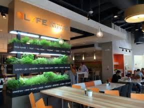 Island Kitchen Counter Lyfe Kitchen Is Now Open In Irvine