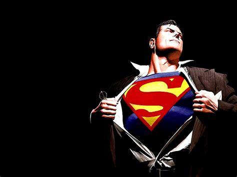 classic superman wallpaper comic book wallpapers