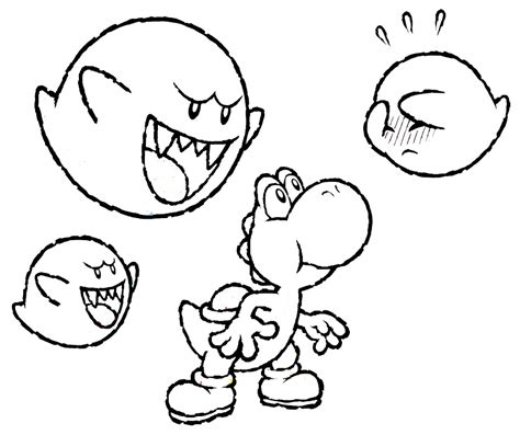 yoshi color pages az coloring pages yoshi color pages az coloring pages