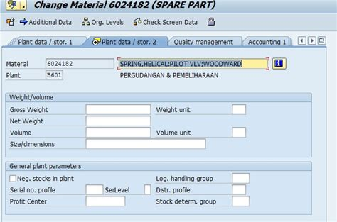 tutorial sap mm pdf how to allowing negative stock balance in sap mm sap