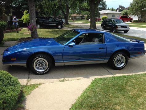 how it works cars 1986 pontiac firebird trans am navigation system 1986 pontiac firebird for sale classiccars com cc 703337