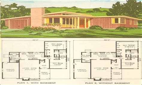 mid century home plans mid century house plans house plans and design mid