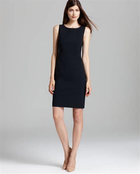dress betty theory dress betty 2 in black lyst