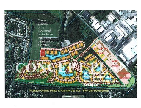 Mixed Use Floor Plans proposed site plan plainview old bethpage neighbor to