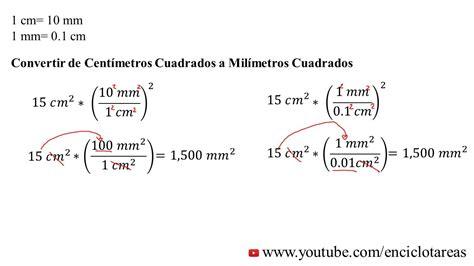 acres a metros cuadrados convertir centimetros cuadrados a milimetros cuadrados