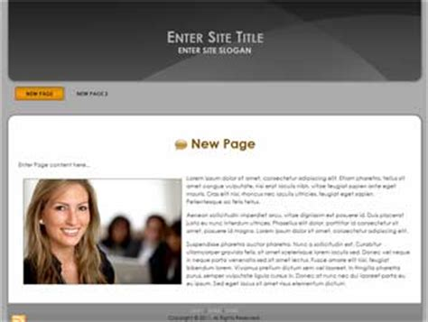 simple html template simple html templates free
