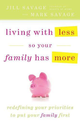 living with less living with less so your family has more imom