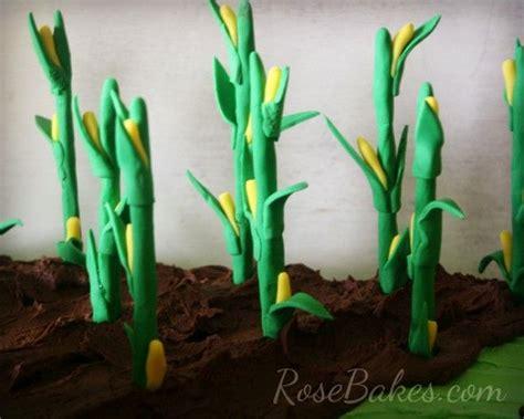How To Make Corn Stalks Out Of Paper - best 25 corn stalks ideas on corn stalk decor