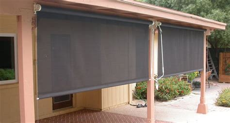 Cheap Patio Blinds - roll up patio blinds vinyl roll up patio blinds