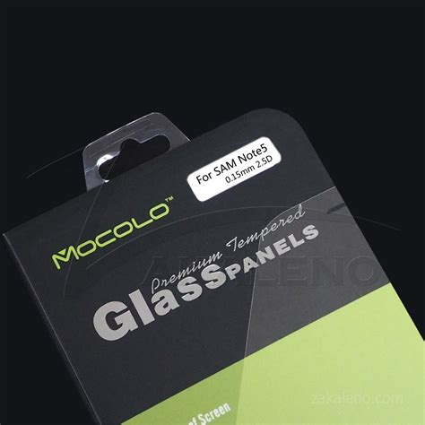 Tempered Glass Screen Protector Mocolo Samsung Galaxy Note 4 mocolo samsung galaxy note 5 tempered glass screen protector