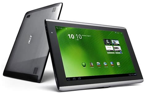 update android tablet acer iconia tab a500 gets android 4 0 update