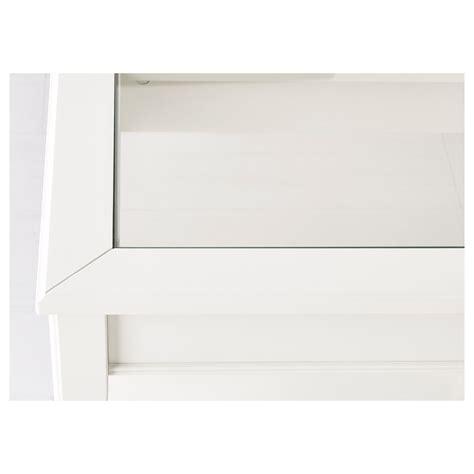 liatorp side table white glass 57x40 cm ikea