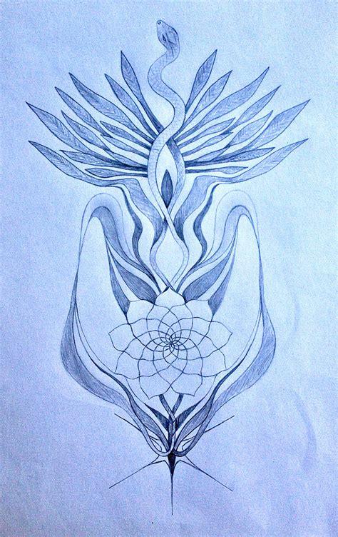 spiritual journey tattoo sacred geometry tania s