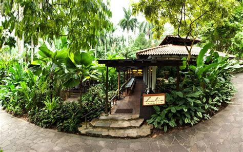 Labour Day Special Top 5 Restaurants To Relax And Eat In Halia Botanical Garden