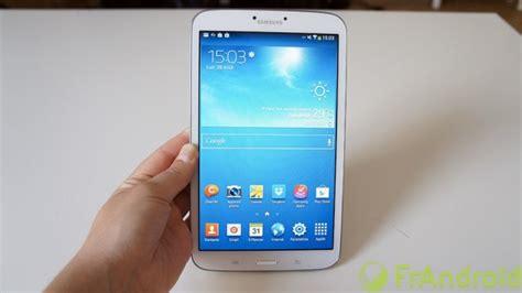 0 Samsung Test Test De La Samsung Galaxy Tab 3 8 0 Frandroid