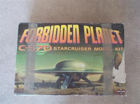 planet kitchener hours forbidden planet c 57d cruiser model kit
