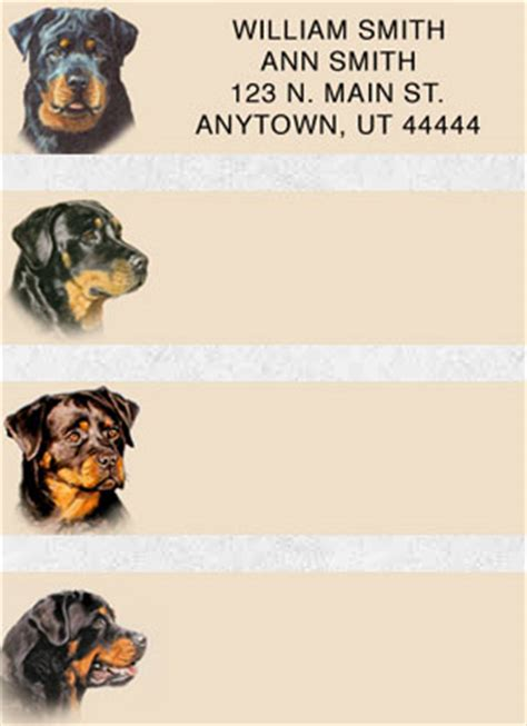 rottweiler personal checks rottweiler personal checks and checking account supplies