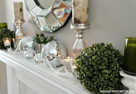 winter mantel decorating ideas setting for four winter mantel decorating ideas three steps to a cozy