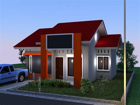 gambar desain rumah minimali s