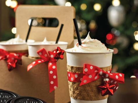 holiday food gift coffee cupcakes recipe hgtv