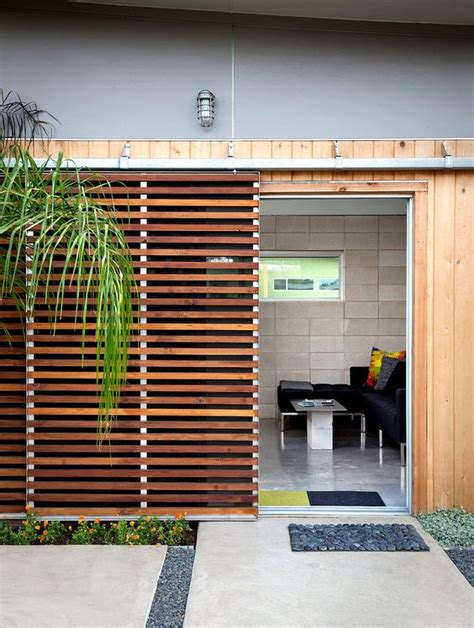 Wood Sliding Doors Exterior Does Your Home Need Security Shutter Doors L Essenziale