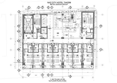 hotel floor plan design