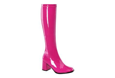 gogo boots gogo 300 hotpink gogo boots