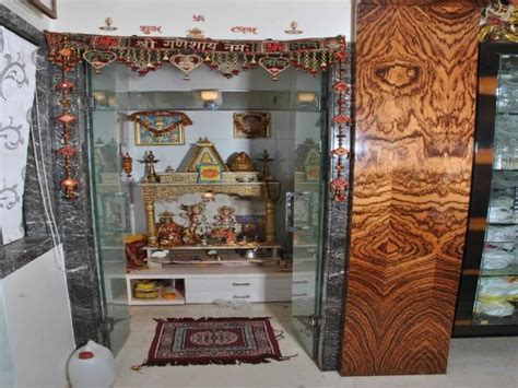 Pooja Ghar In Living Room Photos How To Make A Pooja Room How To Set Pooja Ghar In Living Room