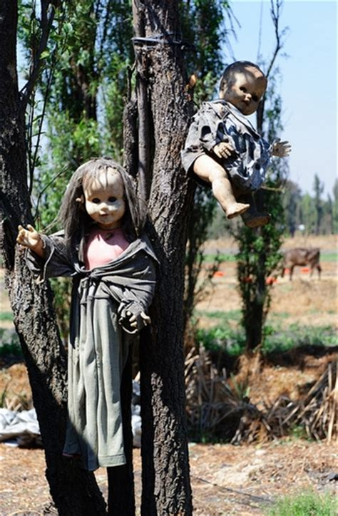 haunted doll place in mexico the island of the dolls vice united states