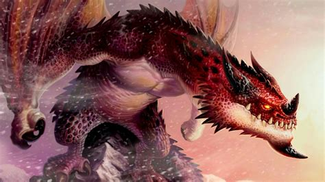 Red Dragon Fantasy Art Wallpaper   Wallpaper Studio 10