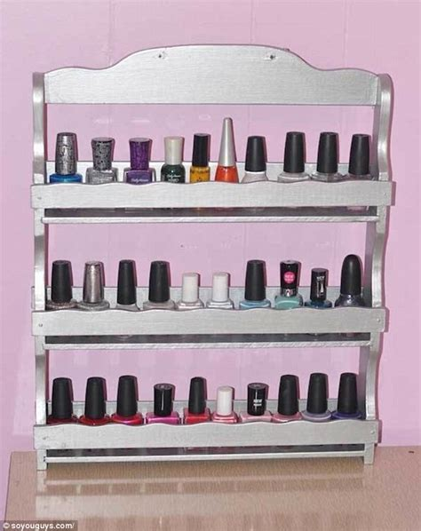 High End Spice Rack Hacks To Help You Organise Your Home Cheaply And