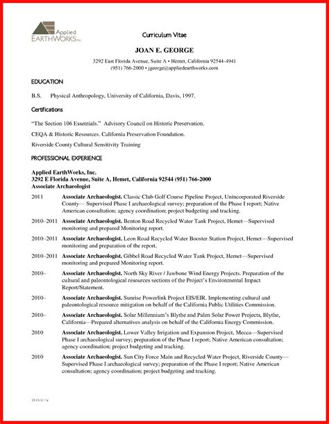 format of resume writing pdf resume sle pdf format apa exle