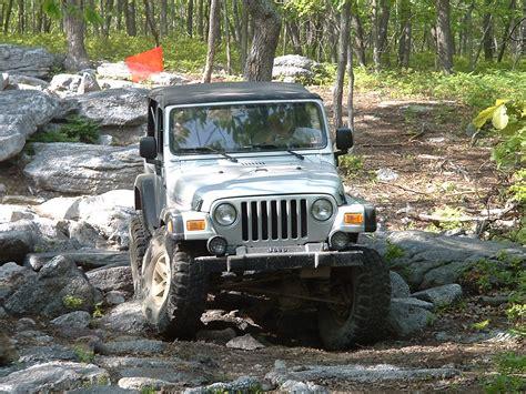 Ga Jeep Trails Top Five Road Trails For Jeeps Palmer Custom Jeeps