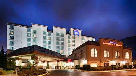 best western best western plus seattle federal way in federal way wa