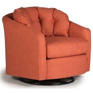 home furnishings chairs swivel barrel elaine swivel