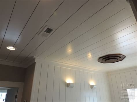 ceiling treatment ceiling treatments upper hallway 1x8 wall ceiling treatment