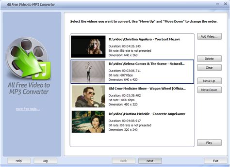 audio converter is a powerful mpeg to mp3 converter which powerful audio extractor porgram to extract audio from