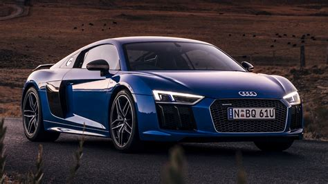 Audi R8 V10 plus (2016) AU Wallpapers and HD Images Car Pixel