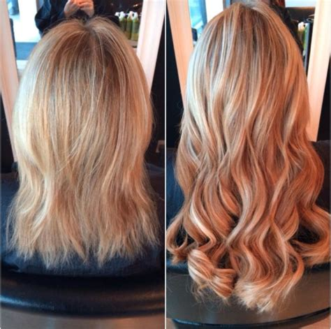 before and after great lengths great lengths hair extensions before and after pictures
