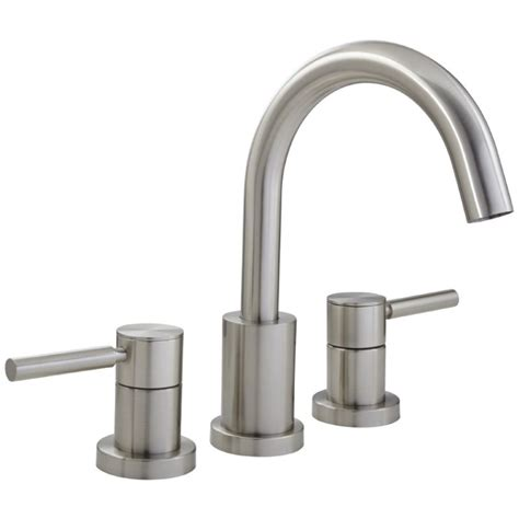 Who Makes Mirabelle Faucets by Faucet Mired3rtbn In Brushed Nickel By Mirabelle