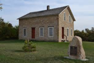 for house file leander reeve stone house rural hton iowa jpg
