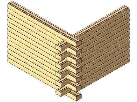 Gable Gable Frame Preliminary Design log home plan details log cabin plan details